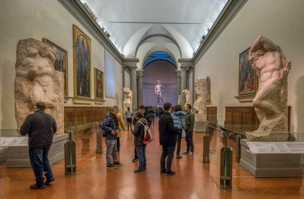 David, Accademia Gallery Florance